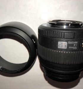 Olympus macro 50mm