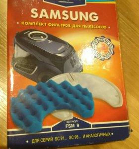 Фильтр для пылесоса Samsung Topperr FSM9