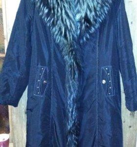 Женское пальто новое.
