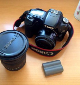 Фотоаппарат canon EOS 30D