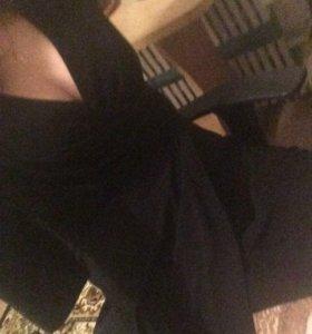 Платье-чёрное