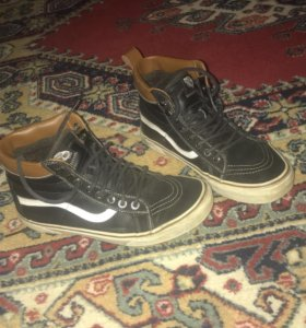 Ботинки Vans зима-осень