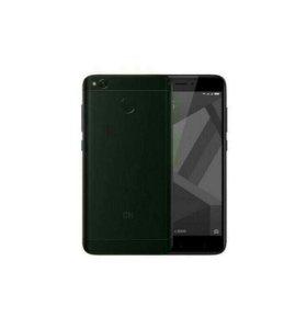 Xiaomi redmi 4x 3/32 чёрный.Гарантия!