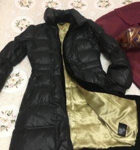 Куртка пуховик оригинал Cavalli