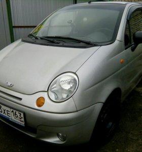 Daewoo Matiz 0.8AT, 2007
