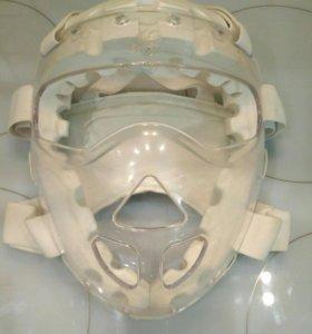 """Защитная маска""""Khan"""" карате"""
