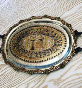 Тарелка-поднос египетская