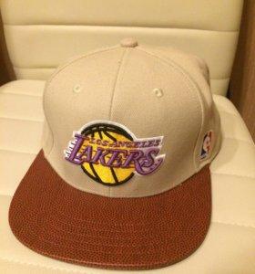 Кепка Adidas NBA Los Angeles Lakers