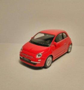 Fiat 500 2007 1/43