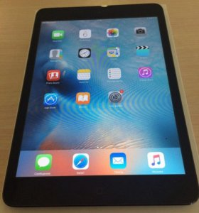 Apple iPad Mini 64Gb Wi-FI+SIM Black б/у