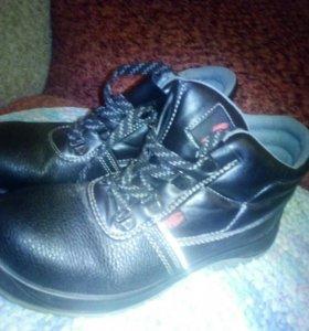 Мужские ботинки р40