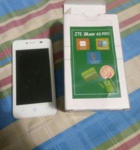 Телефон ZTE Blade A5 Pro