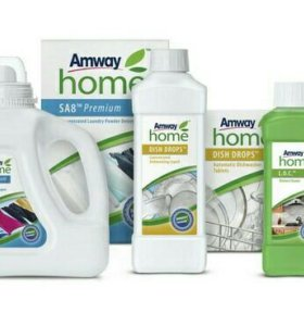 Продукция Amway для дома