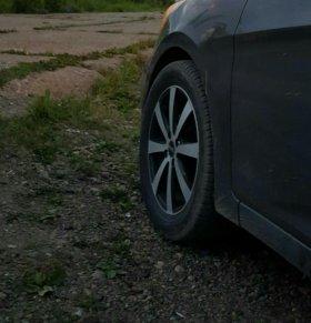 Комплект колес!!! Срочно!