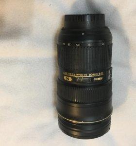 Nikon 24-70/2,8