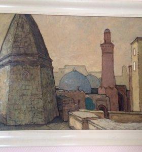 Картины Байгильдиева Шамиля Закиржновича