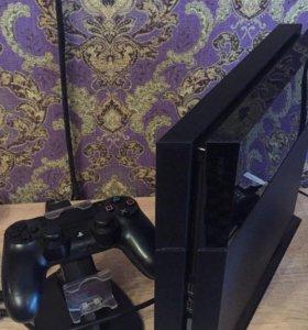 Sony Playstation 4 Игровая приставка