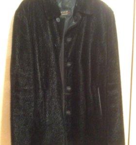 Куртка зимняя мужская бобрик. Размер 50-52
