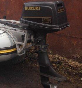 Лодочный мотор Suzuki dt5