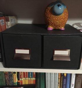 Коробка для мелочей ikea