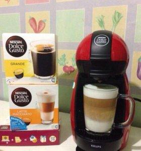 кофемашина Piccolo от NESCAFÉ® Dolce Gusto