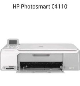 Принтер hp photosmart c4110
