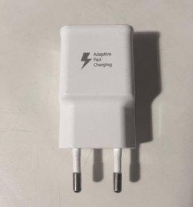Зарядное устройство Samsung (быстрая зарядка)