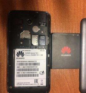 Смартфон huawei y511 dual sim