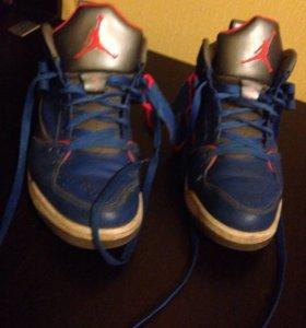 Баскетбольная обувь air jordan