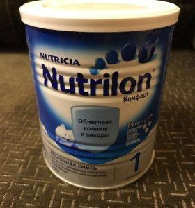 Смесь Nutricia Nutrilon Комфорт 1 400г.