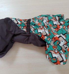 Зимний костюм для собаки.33