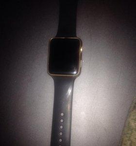 Умные часы (не Apple Wath,а обычные Wath)