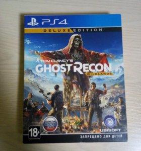 Ghost recon wildlands Deluxe ps4