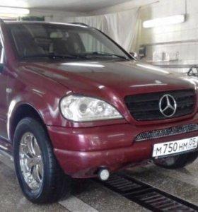 Mercedes- Benz M-класса