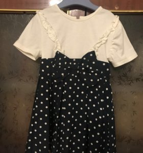 Красивое платье юной моднице