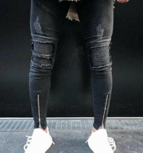 Мужские джинсы, 30 размер.