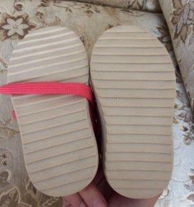 Ботинки тёплые)))