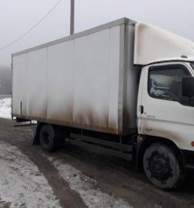 Грузоперевозки до 5 тонн город область межгород