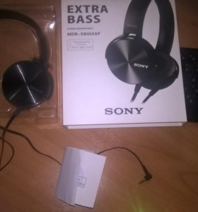 Extra Bass MDR -XB450AP
