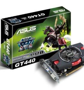 Видеокарта Asus GeForce GT 440