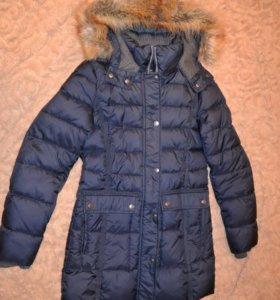 Новое зимнее пальто пуховик Ostin