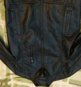 Куртка новая мужская экокожа