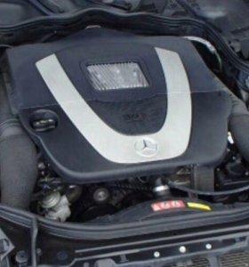 М272 Е25 двигатель Mercedes-Benz V6 2.5L