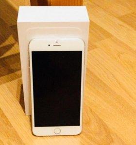 iPhone 6plus 64gb Gold