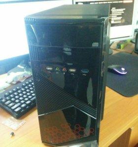Intel Core i3 3,3 Ггц, 8 Гб DDR3, GTX560 1 Гб