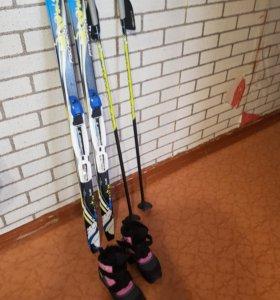 Лыжный набор FISCHER