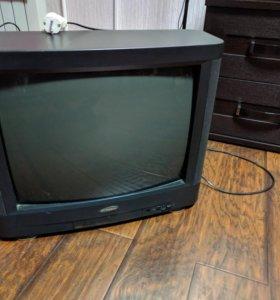 Телевизор Samsung 1994 года