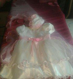 Платье 1с года-2 лет