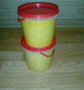 Мёд (донниковый, разнотравье)