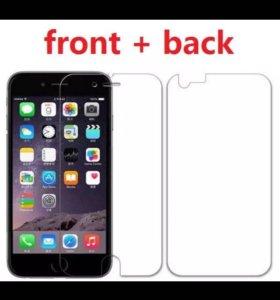 Пленка на iPhone 4/4s